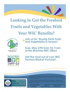 WIC Flyer