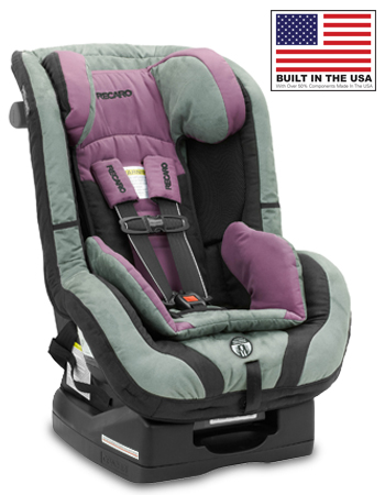 Recaro ProRIDE Child Safety Seat Manufacturer